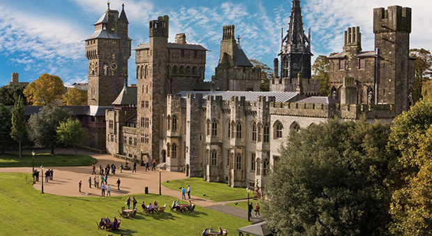 Study English in Wales - Culture in Cardiff - Celtic English
