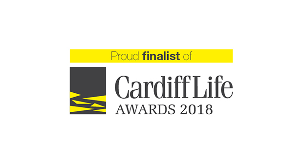 Cardiff Life Awards Logo