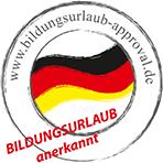 Approved by Bildungsurlaub
