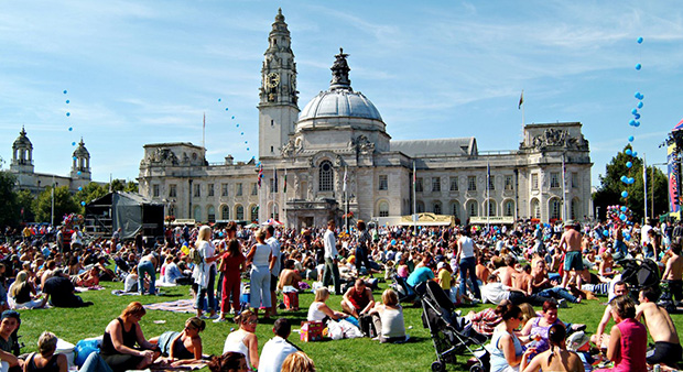 Best city in the UK for quality of life 2014