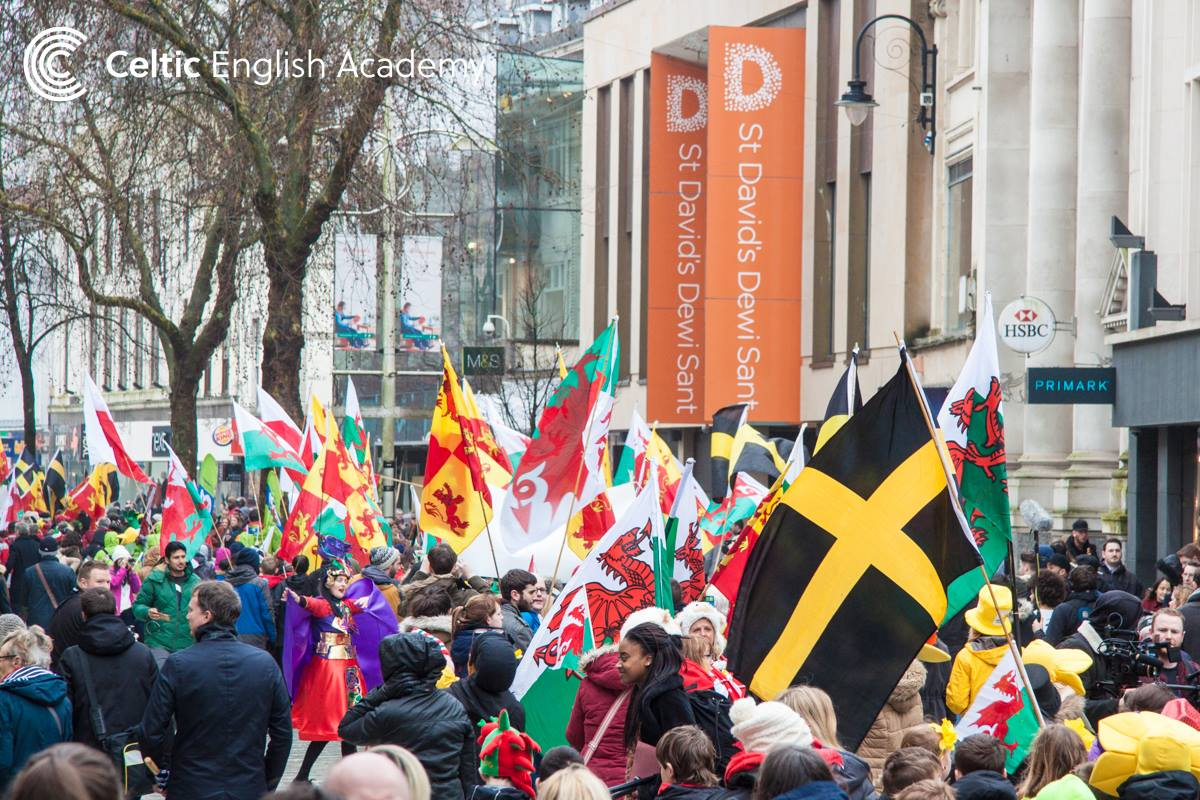 St Davids Parade - 2016