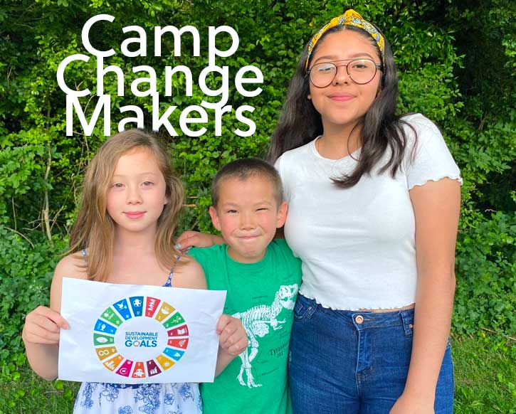 Camp Change Makers - Celtic English Academy